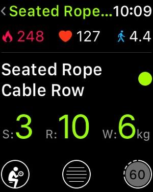 SmartGym: Manage Your Workout Screenshot