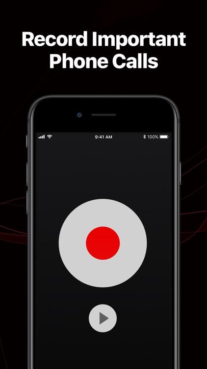 TapeACall Lite: Call Recorder screenshot-0