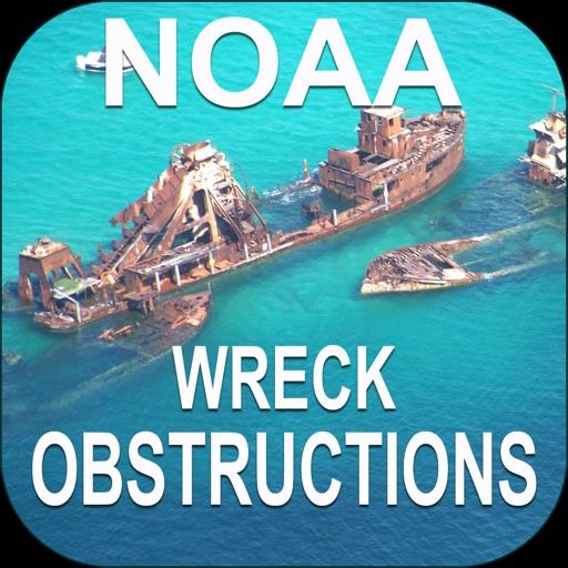 Noaa Wrecks & Obstructions MGR