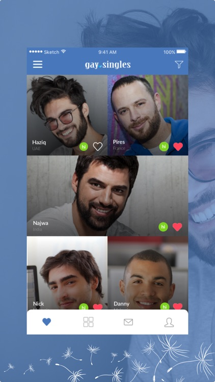CHAT GAY SINGLES