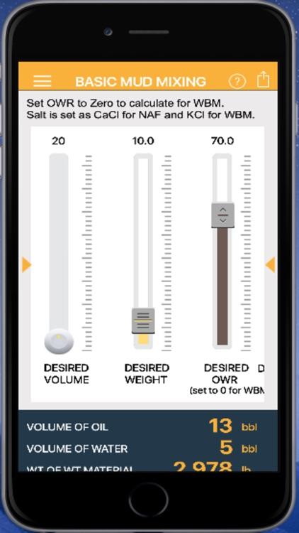 MudMate Phone by DrillCalc screenshot-4