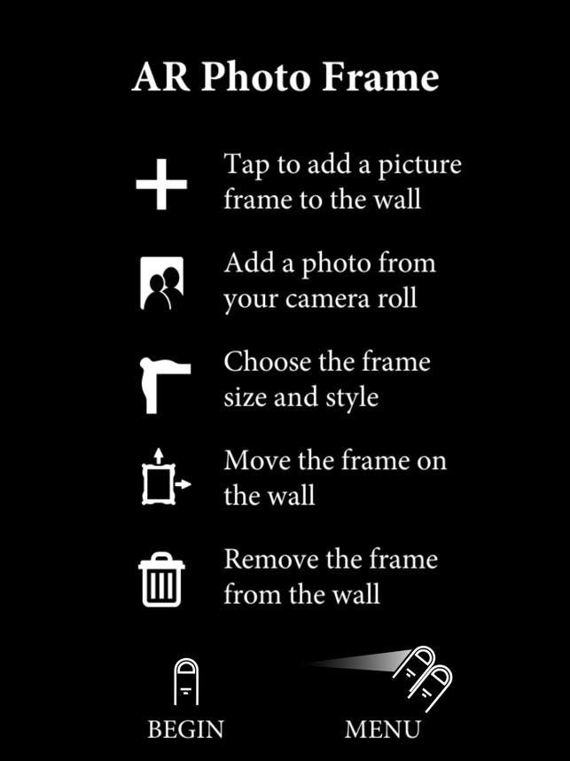 Ar Photo Frame On The App Store