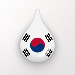 Learn Korean language & words in hangul with Drops
