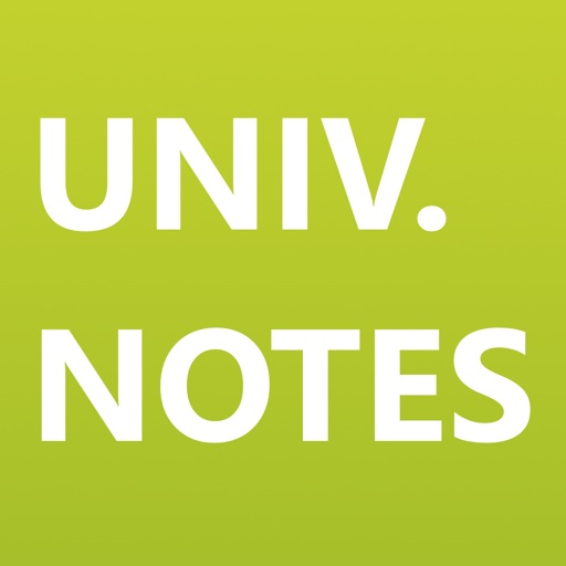 Universal Notes - GPS, ...