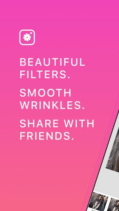 Beauty Filter: Retouch Selfie screenshot one