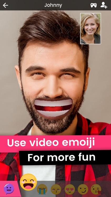 FaceDance:Video Messenger&Game screenshot-3