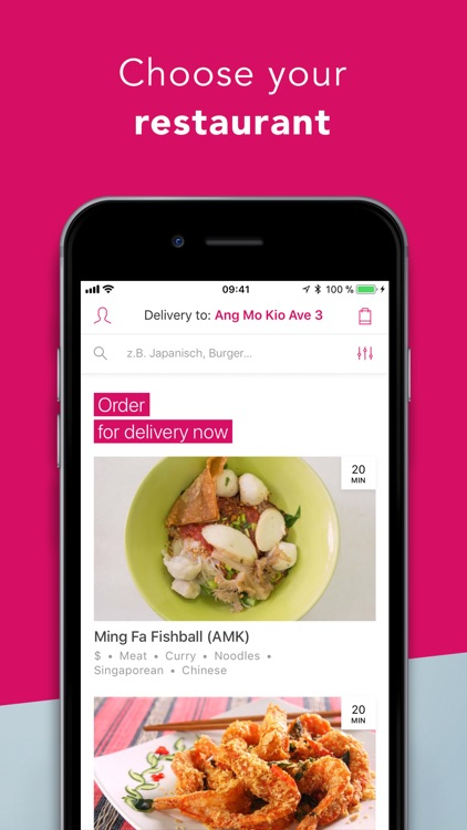 foodpanda - Food Delivery screenshot-1