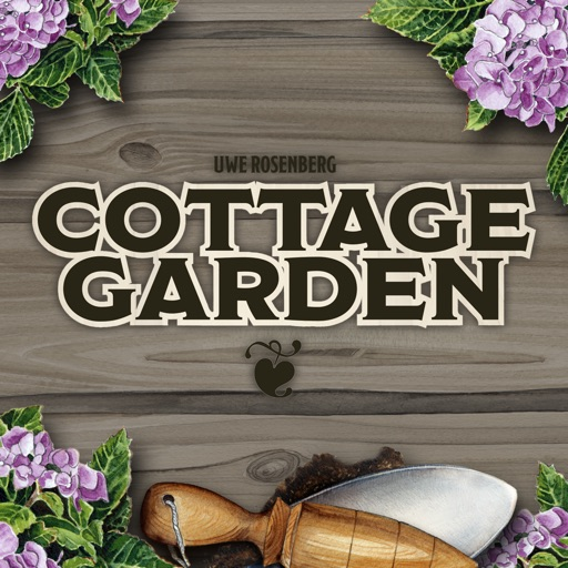 Cottage Garden  - 512x512bb - Lotus Digital Blossoms As An iOS Board Game