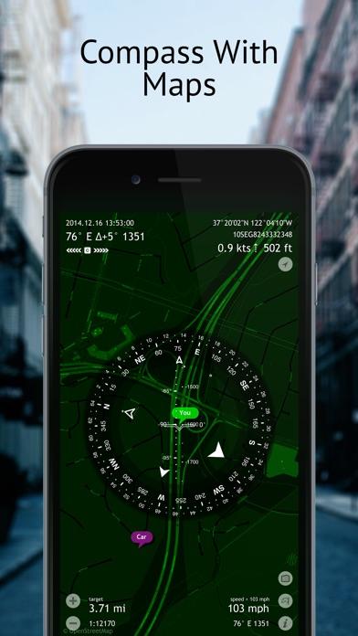 Commander Compass Go for Windows
