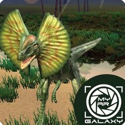 myARgalaxy - Dinosaurs