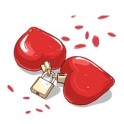 LoveMoji - Signs of Love Sticker