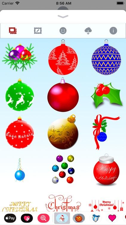 Merry Christmas • Stickers screenshot-8