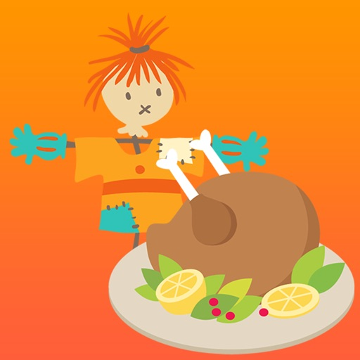 Ultimate Thanksgiving Stickers