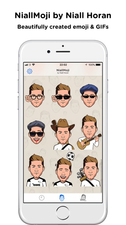 NiallMoji by Niall Horan screenshot-0