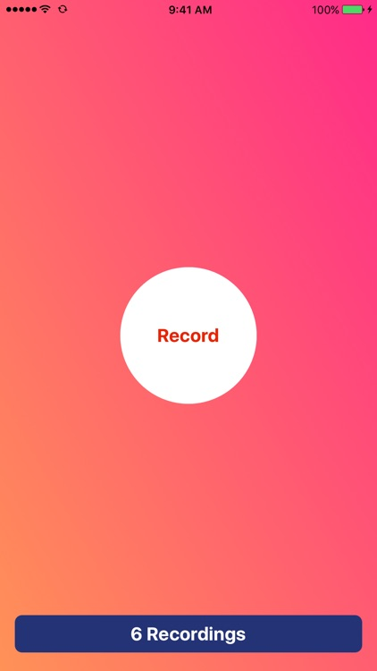 Voice Recorder - Record And Share Audio Memos