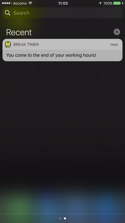 Break Timer screenshot-3
