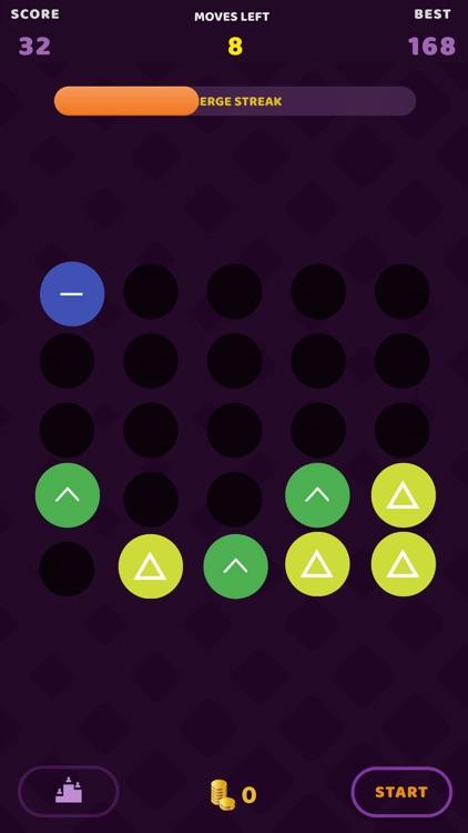 MegaMerge - Puzzle game