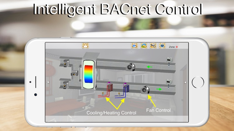 HOS Smart Home BACnet BMS screenshot-6