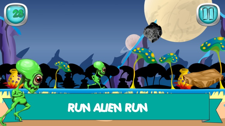 Run Alien Run screenshot-3