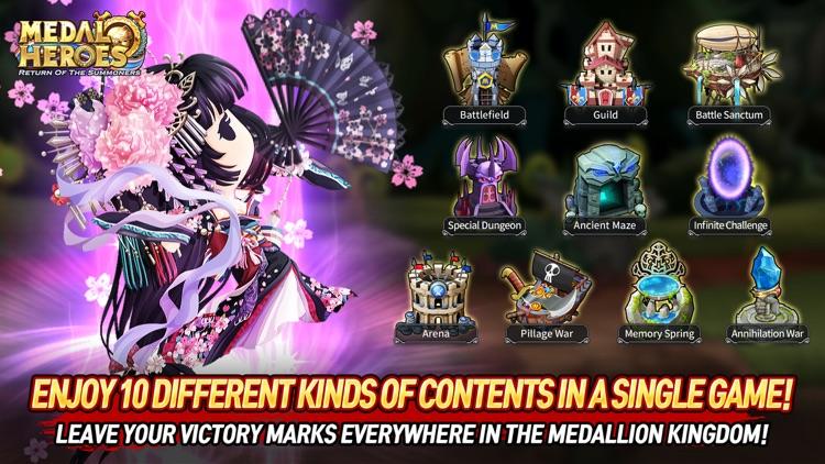 Medal Heroes : Arena Battle screenshot-7