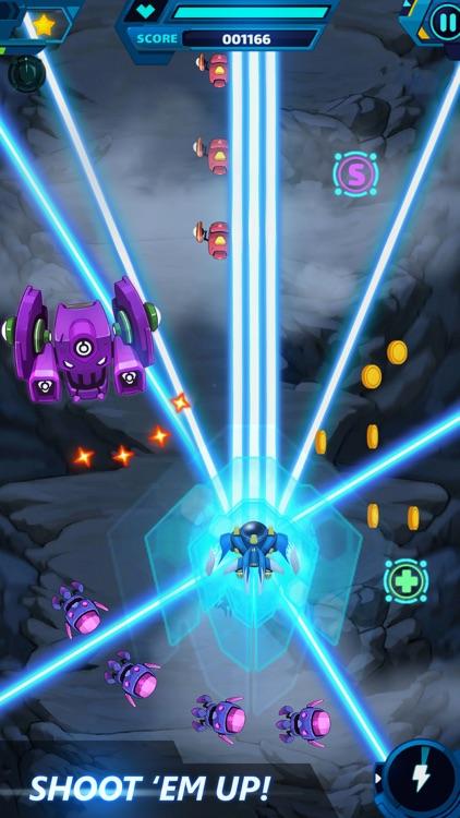 Galaxy Strike: Space Shooting Squadron screenshot-4