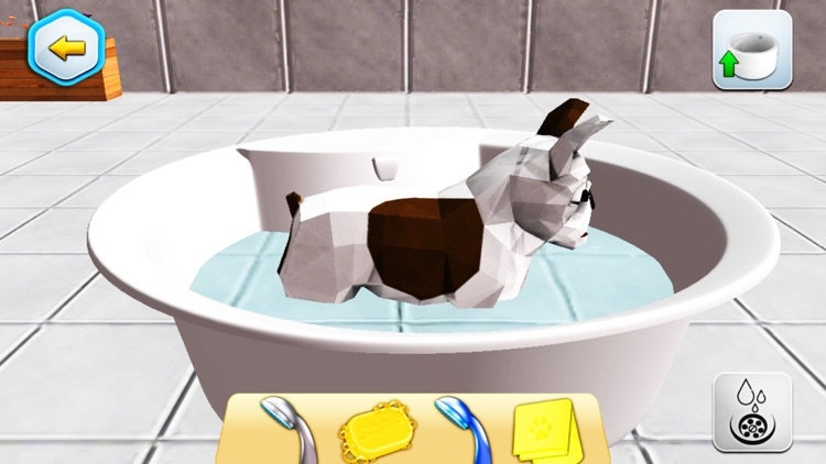 Dog Hotel Pet Day Care Game screenshot-3