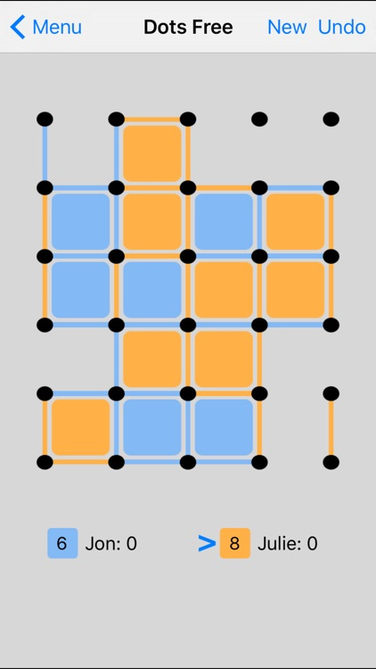 Dots + Boxes screenshot-0