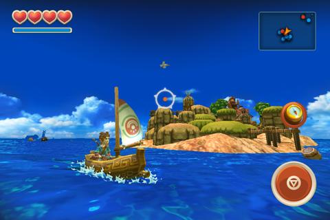 Oceanhorn ™ screenshot 2
