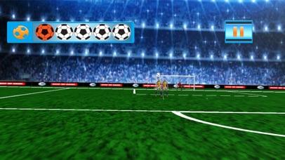 Goal Keeper Football Penalty screenshot 5