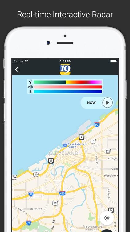 WOIO Cleveland19 News screenshot-3