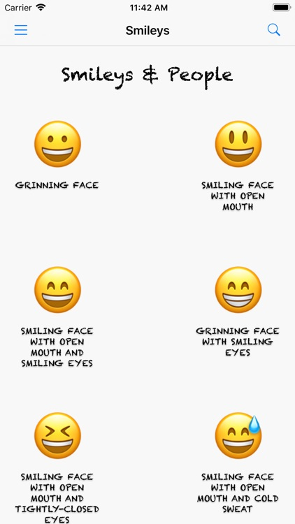 Smileys+