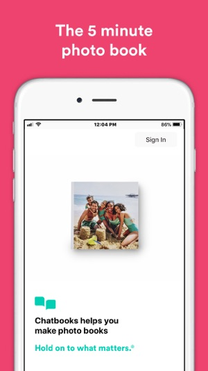 how to make an apple photo book on iphone