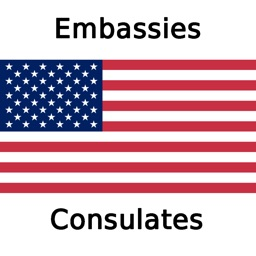 USA Embassies & Consulates