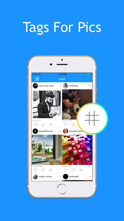 GrabIt - Tag and View your Instagram pics