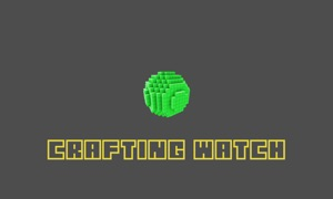 Crafting watch - videos app for Minecraft