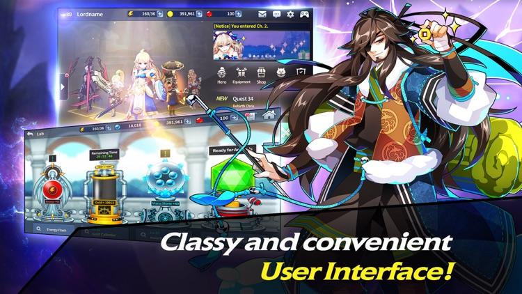 Fantasy War Tactics R screenshot-3