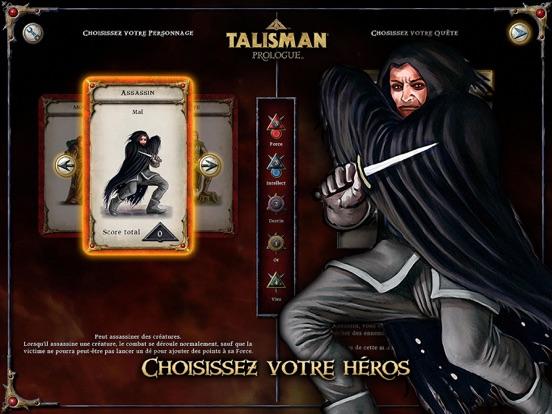 Screenshot #5 pour Talisman Prologue HD