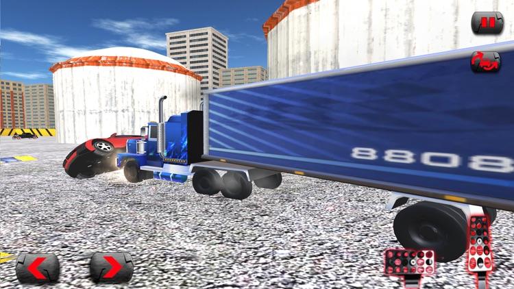 Car Crash Engine: Speed Bumps screenshot-4