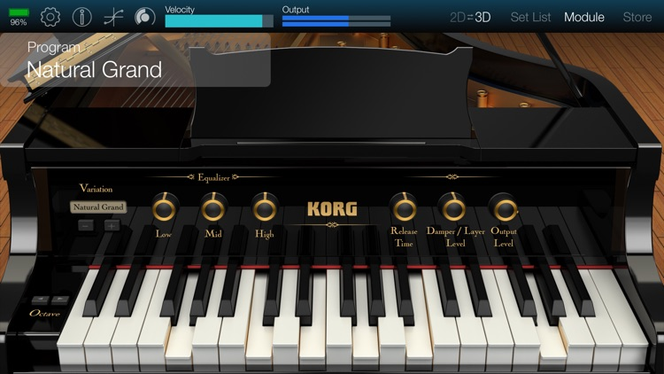 KORG Module screenshot-1
