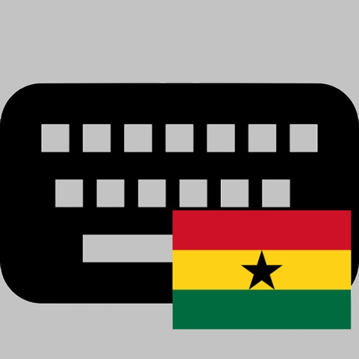 Download Ghanakey free for iPhone, iPod and iPad