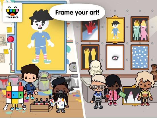 Toca Life: After School screenshot #4