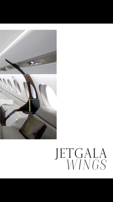 Jetgala Magazine screenshot 5