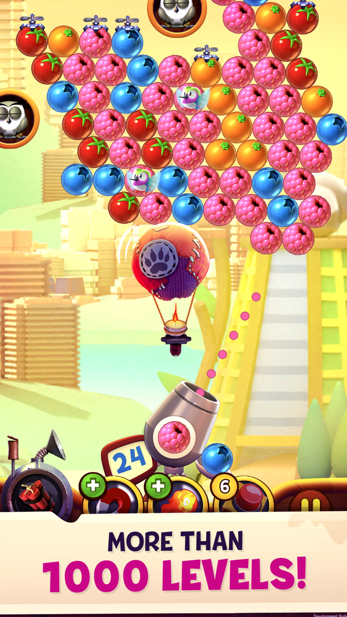 Bubble Island 2 - Shooter Game Screenshot