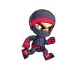 Open House Games - Ninja Floors Runner artwork