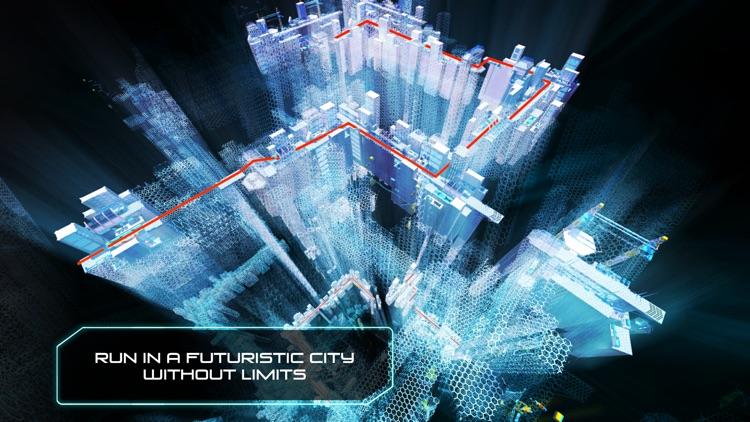 RunBot - Parkour Running Game screenshot-3
