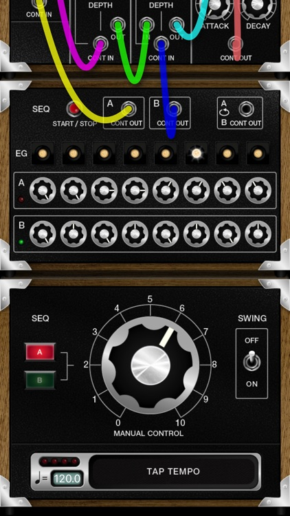 TANSU Synth screenshot-1