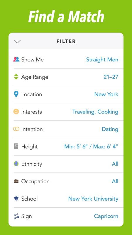 online dating første melding