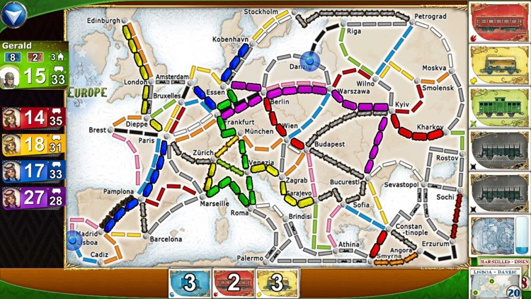 Ticket to Ride screenshot-1