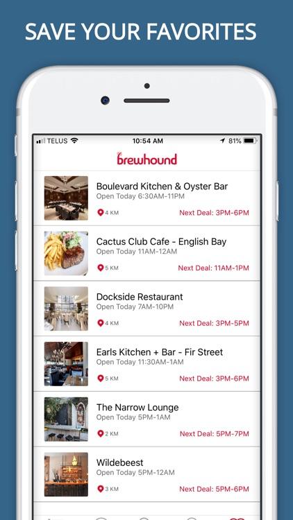 brewhound - The Happy Hour App screenshot-6