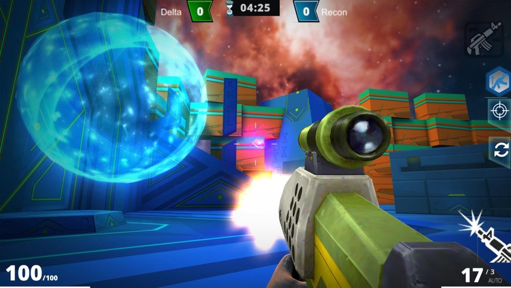 Laser Wars – Guns Combat Games Cheat Codes